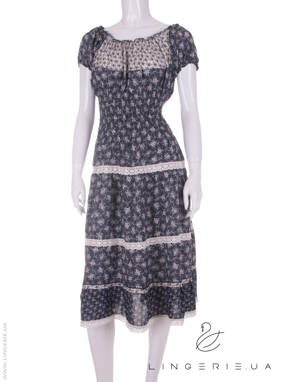 127227b62a44 Платье для дома и отдыха COCOON А-27015 (лето 2016)